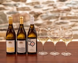 Chardonnay Explained: A Horizontal Tasting with the Winemaker