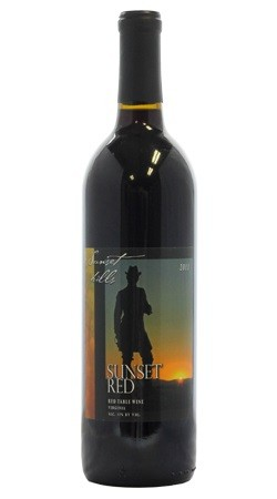 2011 Sunset Red