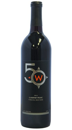2016 50 West Cabernet Franc