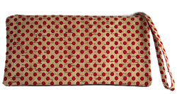 Red Polka Dot Pochette