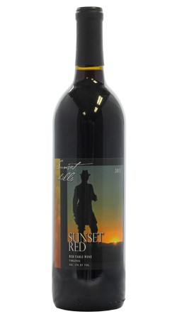 2009 Sunset Red