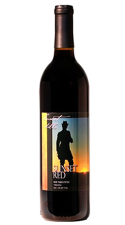 2015 Sunset Red