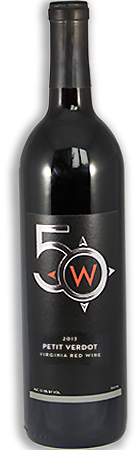 2013 50 West Petit Verdot